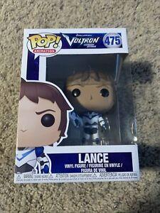 Pop! Animation Voltron: Lance #475 Vinyl Figure