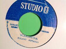 Studio one Scambalena / shelly belly ( Original label )