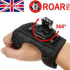 360° Swivel Wrist Arm Strap Band Mount for GoPro Hero Cameras
