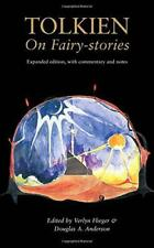 Tolkien On Fairy-Stories by Anderson, Douglas A., Flieger, Verlyn | Paperback Bo