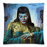 Vladimir Tretchikoff Cushion Pillow Cover Retro Mid Century Lady Of The Orient