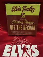 Elvis Off the record CD set sealed