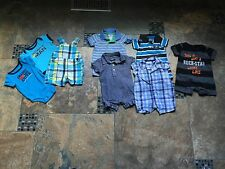 Lot Of Boys Summer Clothes-size Newborn