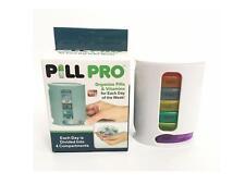 New Pill Pro PILLPRO Compact Organize Pill Vitamin Storage (As Seen on TV)