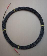 Kabeleinziehhilfe Runpotec  Runpo 5 Ersatzband mit zwei Powergleiter,länge 40m.