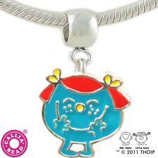 Dangle Little Miss Giggles European Bead Charm Charms