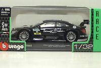 Bburago 41155 DTM Mercedes AMG C- Coupe - Gary Paffett - Scala 1:32