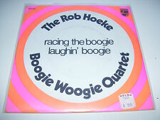 "The Rob Hoeke Boogie Woogie Quartet - Racing The Boogie * 7"" vinyl HOLLAND *"