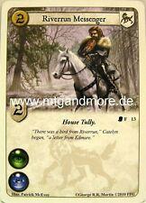 A Game of Thrones - 2x Riverrun Messenger  #013
