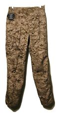 USMC Desert Trouser Defender M Frog Apparel Size Medium Regular New With Tag