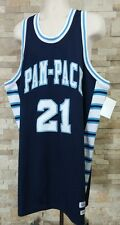Dominique Wilkins Legendary Game PAM-PACK Highschool Sewn Jersey Adult 58 Blue