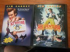 Jim Carrey Ace Ventura When Nature Calls and Pet Detective