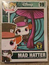 "Funko Pop! Alice In Wonderland ""MAD HATTER"" Juniors T-Shirt Large"