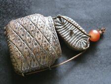 Japanese antique Inro Tobacco case