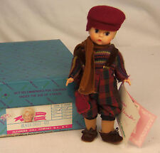 "Madame Alexander Kins OLIVER TWIST #472 Storyland 8"" Wendy Doll MINT in BOX"