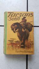 Tarzans Dschungelgeschichten Buch - von  1924 - Died & Co Verlag ,alt,gut