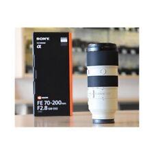 Sony FE 70-200mm f/2.8 GM OSS SEL70200GM Lens Gift Ship From EU