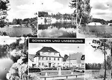 AK, Gommern und Umgebung, sechs Abb., 1975