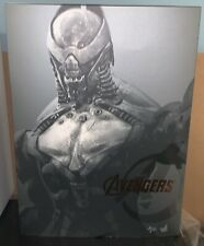 Hot Toys Chitauri Foot Soldier The Avengers MMS 226 MIB