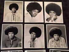 JACKSON 5 Vintage 8X10 PHOTO lot #11 from 16 Magazine Archive-  Tito Marlon