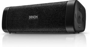 Denon Envaya Mini Kompakter Bluetooth 2.1 Lautsprecher System IP67 schwarz