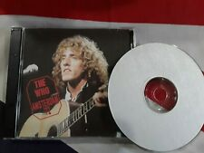 The Who Amsterdam 1972 CD  rare live classic rock Keith Moon Cdr Who's Next