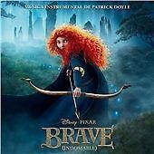 Patrick Doyle - Brave [Original Score] (Original Soundtrack/Film Score, 2012)