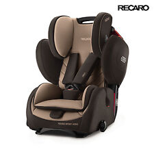 Recaro Young Sport Hero Dakar Sand Child Seat (9-36 kg) (19-79 lbs)