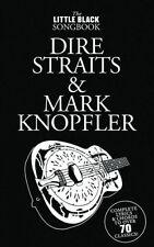 Dire Straits & Mark Knopfler Little Black Songbook Over 70 Songs! Book NEW!