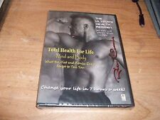 Total Health For Life: Mind and Body The Ultimate Health Regimen CD ROM WIN NEW