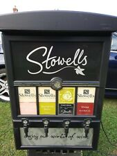 More details for stowells wine font /beer pump / home bar / mancave/garden bar