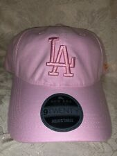 LA Dodgers 9Twenty New Era Black Label Collection NWT! Ladies Collection!