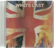 THE WHO  - WHO'S LAST.  /  ENGLISH IMPORT. ( THE ROLLING STONES , LED ZEPPELIN )