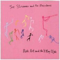 JOE STRUMMER - ROCK,ART AND THE X RAY STYLE  CD 10 TRACKS ALTERNATIVE ROCK NEW!