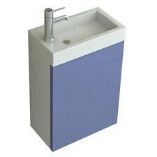 Muebles de baño color principal azul para el hogar