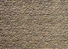 Faller Miniaturwelten N Mauerplatte Naturstein 222562 Art 1:160