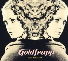 GOLDFRAPP          -         FELT MOUNTAIN        -       NEW CD