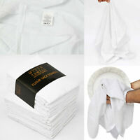 12 x Kitchen Flour Sack Tea Towel 100% Pure Cotton Cleaning Extra Soft Dishcloth