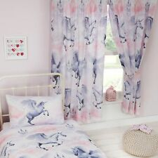 NEXT Light Pink Blackout Curtains 168cm X 137cm