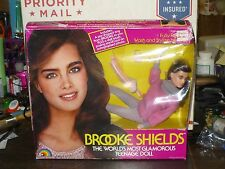 Brooke Shields DOLL vintage 1982  toy in box, unused in box