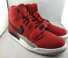 Mens Air Jordan Legacy 312 Toro Varsity Red Black White AV3922-601 Size 12