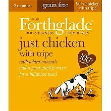 Forthglade Just Chicken with Tripe Grain Free - 395g - 538175