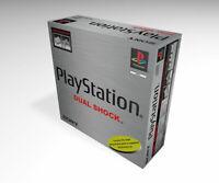 Caja vacia Sony PlayStation 1 (7502c) (no incluye la consola)