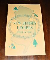 Vintage New Jersey Recipes Olde & New Cook Book NJ Power & Light - OFFERS?