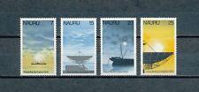 Nauru  #152-5 MNH, Cable and Satellite Communication 1977