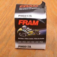 FRAM Standard Oil Filter #PH6017A Polaris/Kawasaki/Yamaha