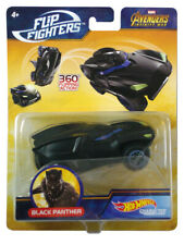 Hot Wheels Black Panther Infinity War Flip Fighters Character Car 1:43 Scale New