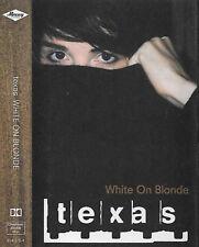 TEXAS WHITE ON BLOND CASSETTE ALBUM Electronic Pop Rock, Downtempo