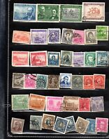 CHILE ASSORTMENT OF 40  ITEMS ALL GENUINE+DIFFERENT VERY NICE LOT #2019CH02