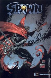 Spawn #113 FN 2001 Stock Image